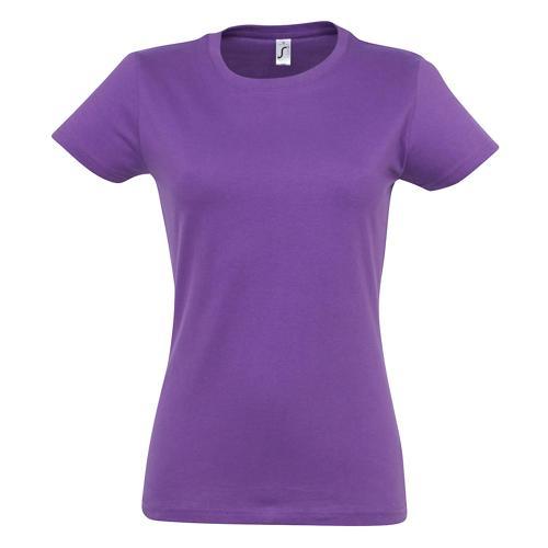 T-shirt Active 190 g femme violet clair