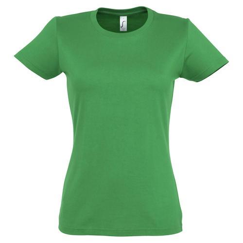 T-shirt Active 190 g femme vert prairie
