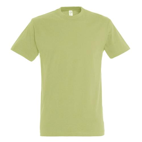 T-shirt active adulte 190g vert tilleul