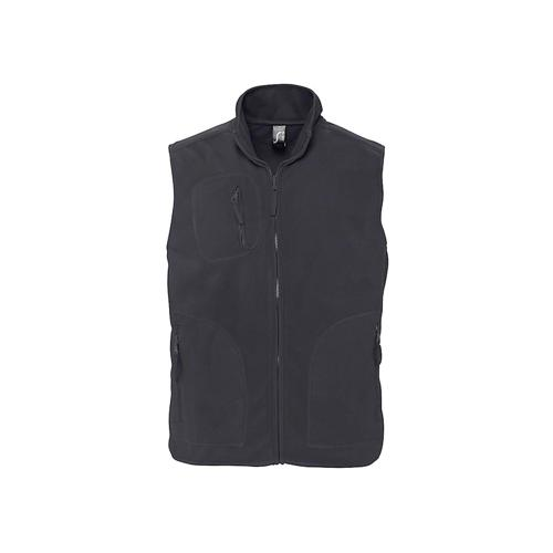 BODYWARMER POLAIRE HD PLUS EXPERT ANTHRACITE