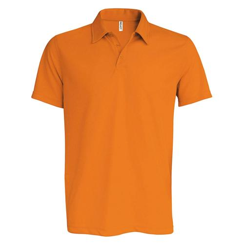 POLO USUAL PES TECH ORANGE