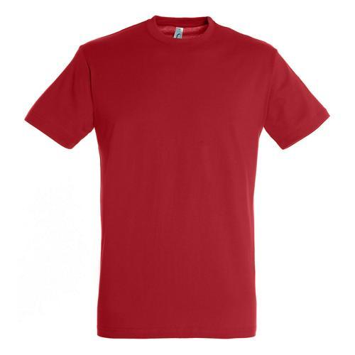 Tee shirt classic 150g enfant rouge