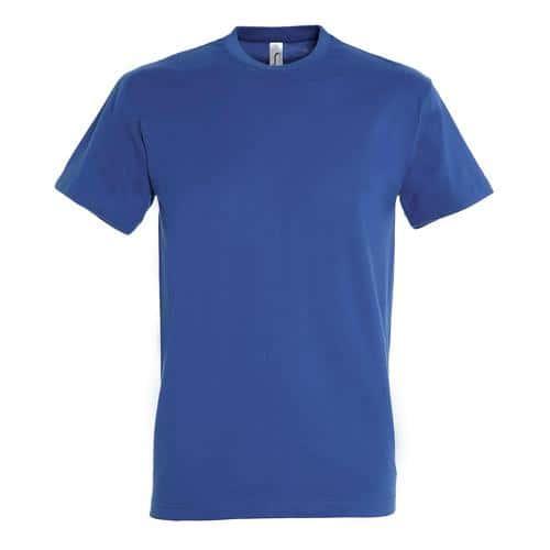 Tee-shirt classic adulte 150g bleu royal