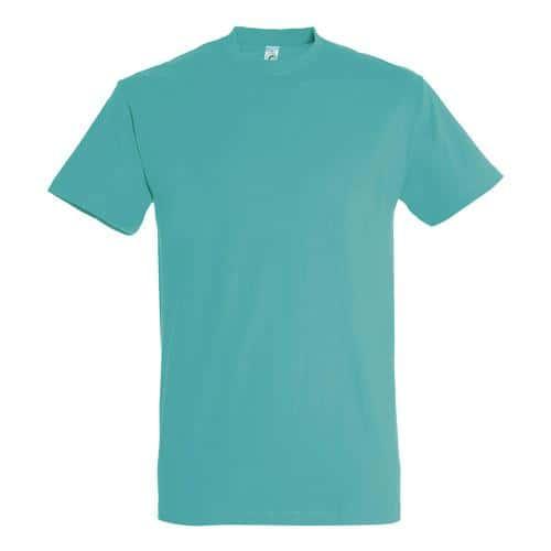 Tee shirt classic 150g enfant bleu atoll