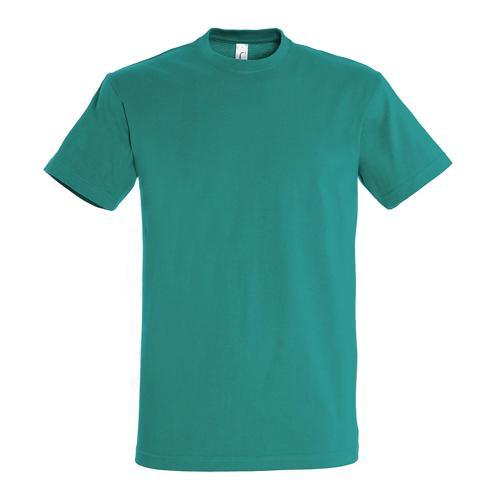 Tee shirt classic 150g adulte vert émeraude