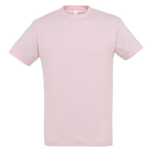 Tee-shirt classic adulte 150g rose moyen