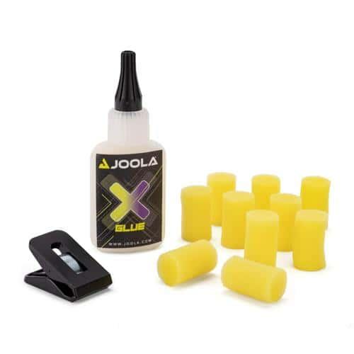 Colle pour raquette tennis de tables - Joola - X glue