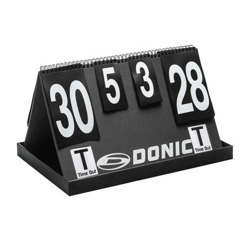 Scorer Donic match 0 à 30