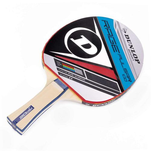 Raquette de tennis de table Dunlop Rage Pulsar