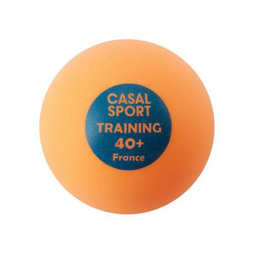Seau de balles de tennis de table - Casal Sport training 40+