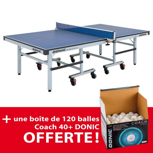 Table Donic Waldner Classic 25 ITTF