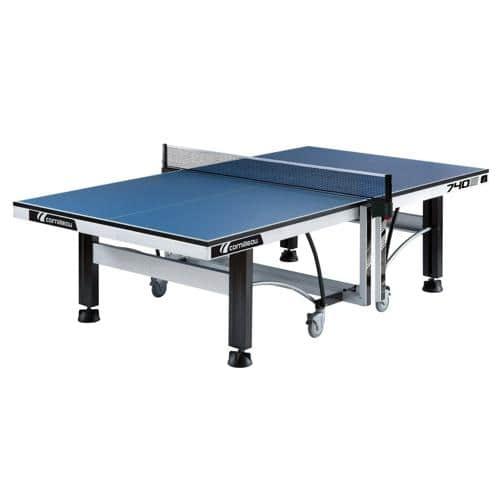 Table de tennis de table Cornilleau 740 compétition ITTF bleu