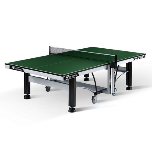 Table de tennis de table Cornilleau 740 compétition ITTF verte