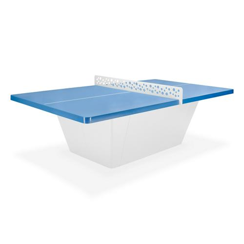 Table de tennis de table Square HD60 filet antivandalisme classique