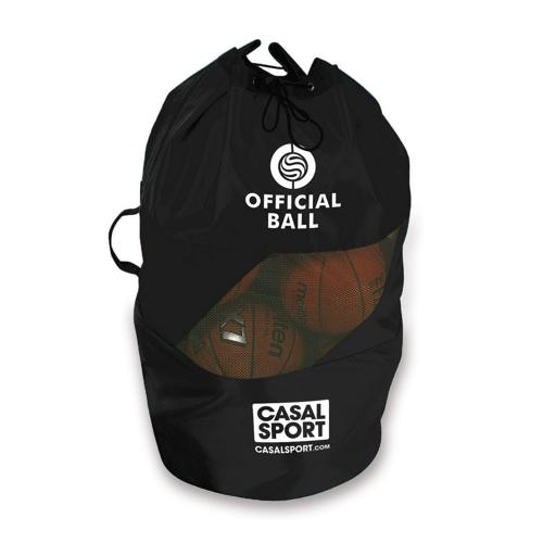 Sac à ballons nOIR Official Ball CASAL