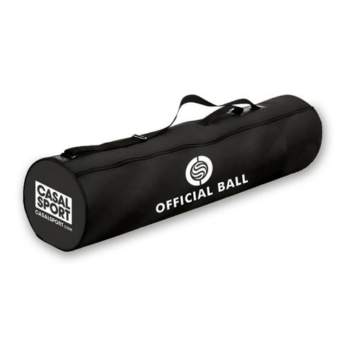Sac à ballons tube noir Official Ball CASAL