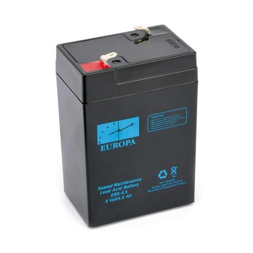 Batterie pour chrono Giga IHM