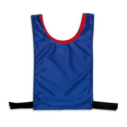 Chasuble toile attaches bandes auto-agrippantes School M