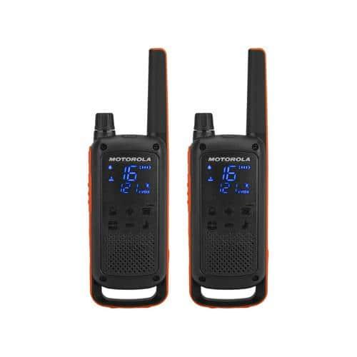 Talkie-Walkie TLRK T8 Motorola (la paire)
