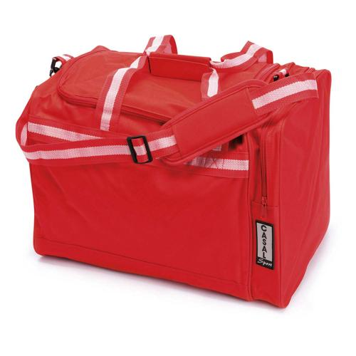 Sac Teambag Club Junior taille S/M rouge