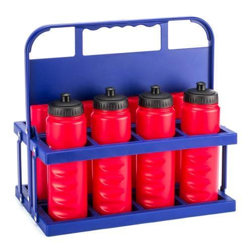 Porte bouteilles Basic Expert avec 8 bouteilles 750 ml