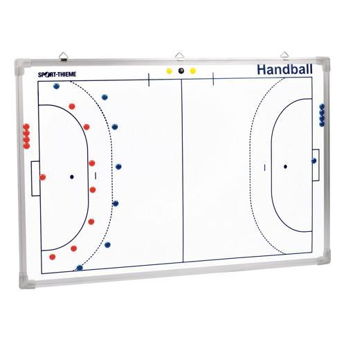 COACH MURAL HANDBALL  PRO TRAINER 90 x 60 cm