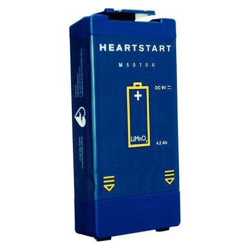 Batterie pour défibrillateurs HeartStart HS1 et FRx