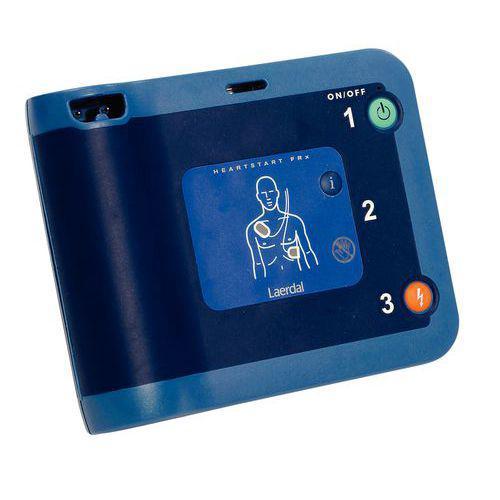 Défibrillateur semi-automatique externe Heartstart FRx - Langue hollandaise