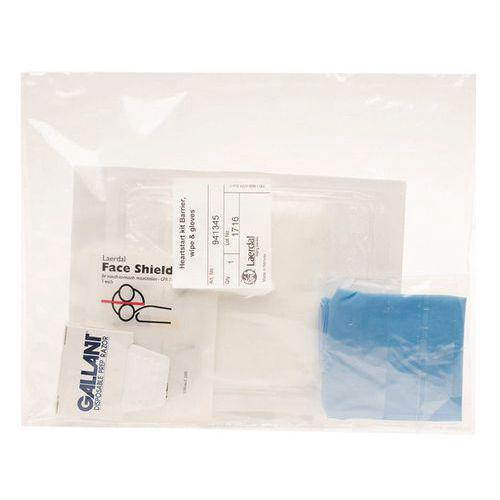 Kit d'intervention pour défibrillateurs FRx et HS1