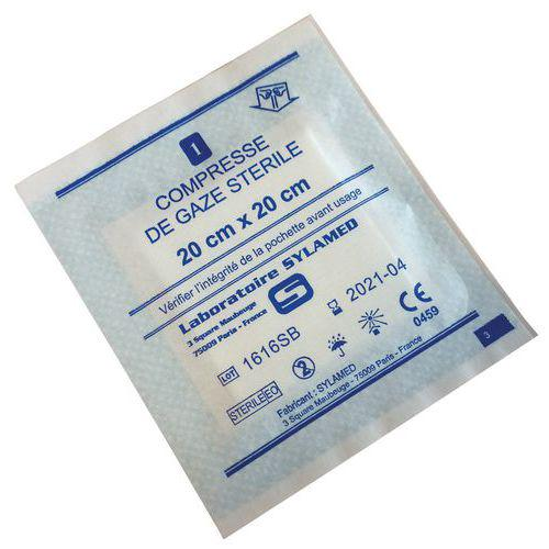 Compresse de gaze stérile
