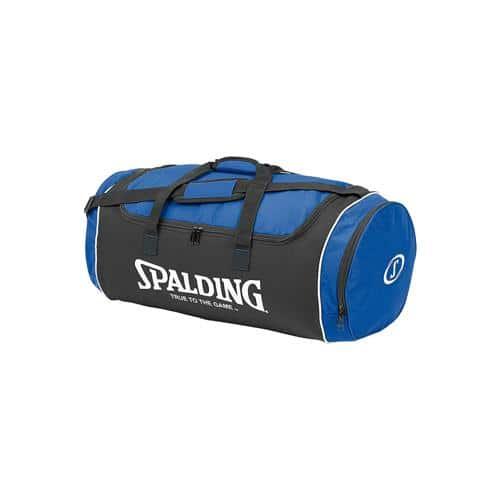 Sac Teambag Spalding noir bleu royal