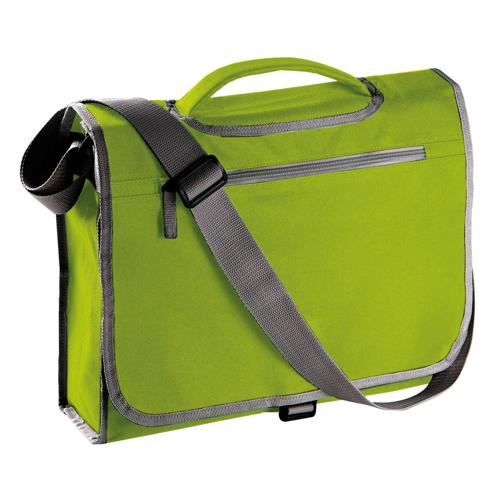 Sacoche porte-documents rabat CASAL SPORT Eco Vert