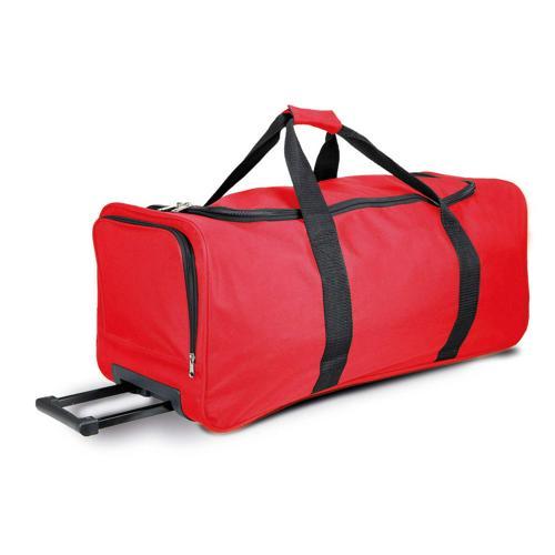 Sac teambag à roulettes Tech CASAL SPORT Rouge