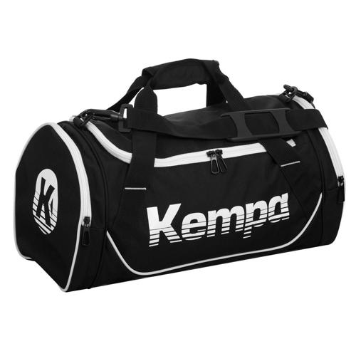 Sac Kempa teambag L sports bag Noir/Blanc