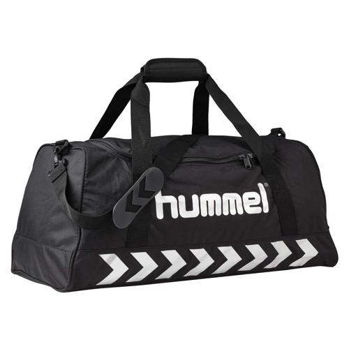 Sac Hummel teambag L Authentic Noir/Blanc