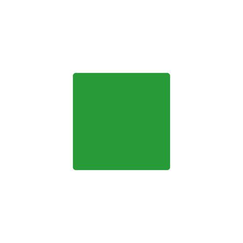 Carré vert marquage au sol
