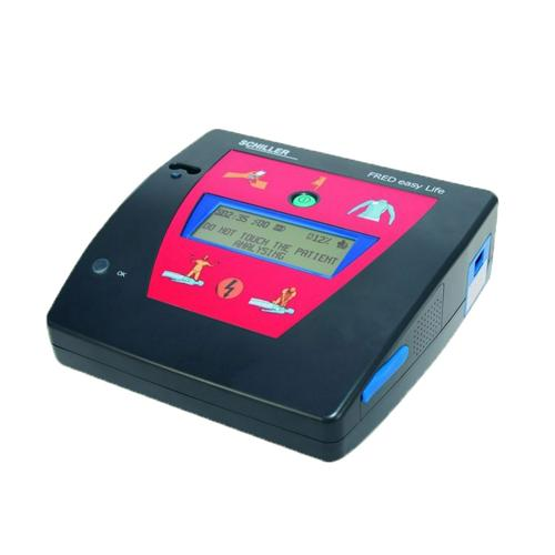 DEFIBRILLATEUR AUTOMATIQUE FRED EASY LIFE GAMME DAE SCHILLER