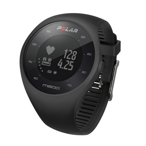 Montre cardio GPS M200 noir Polar