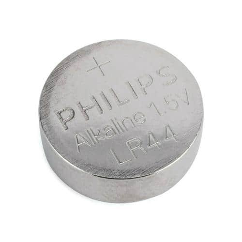 Pile bouton A76 LR44 / SR44 lithium