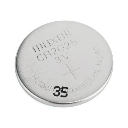 Pile CR2025 bouton lithium