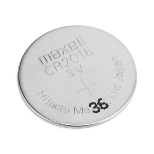 Pile CR2016 bouton lithium