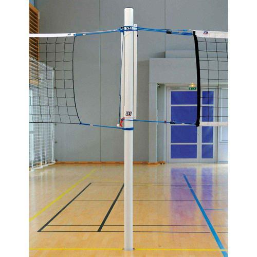 Poteau intermédiaire de volley GES en alu Regular