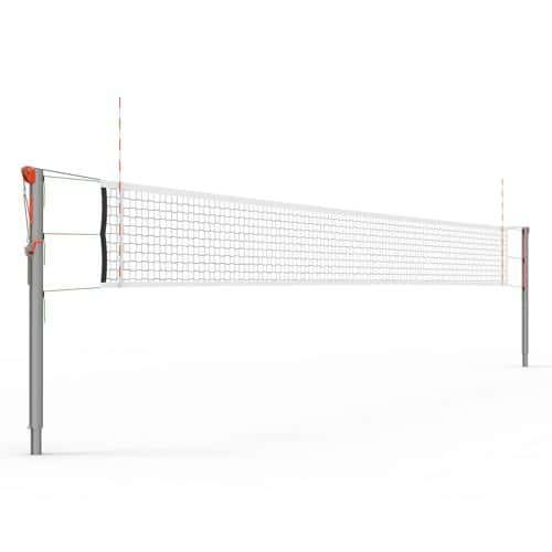 Poteaux de volley Haute-compétition GES
