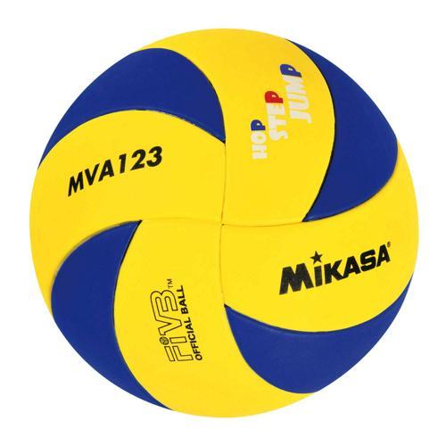 Ballon de volley Mikasa MVA 123 hot step jump