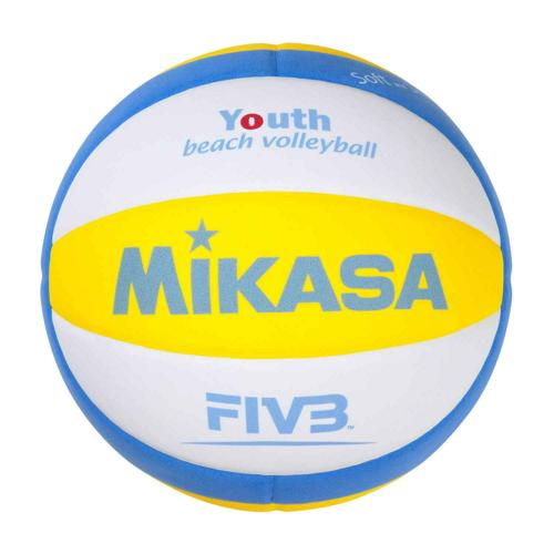 Ballon beach volley Mikasa Soft & Smile Youth FIVB
