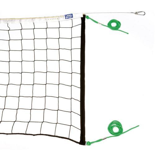 Filet de volley câblerie courte