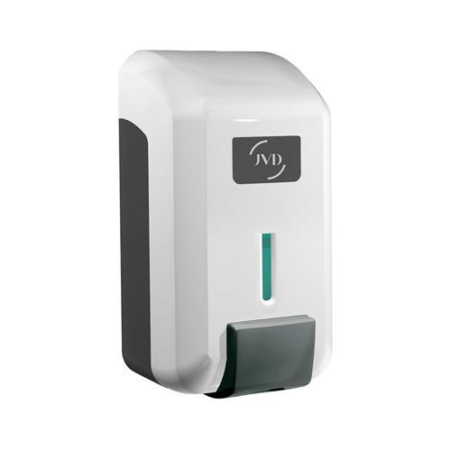 Distributeur de savon Cleanline - blanc 700 ML bouton poussoir