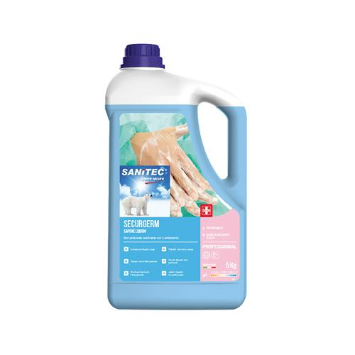 Savon main liquide antibactérien  5kg