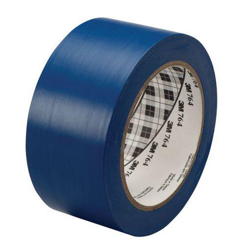 Ruban vinyle d'usage général bleu 50mm / 33m 3M