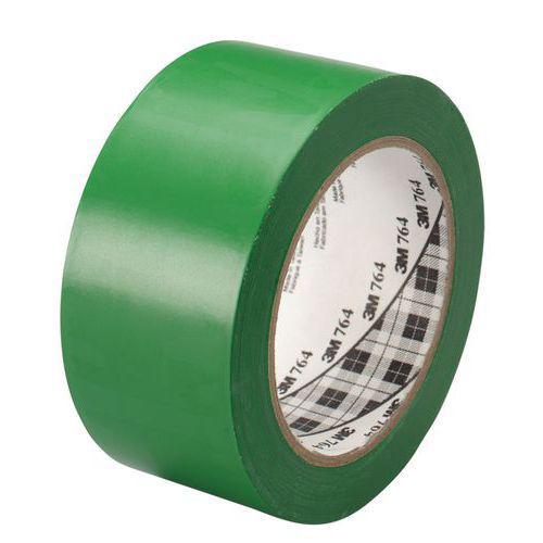 Ruban vinyle d'usage général vert 50mm / 33m 3M